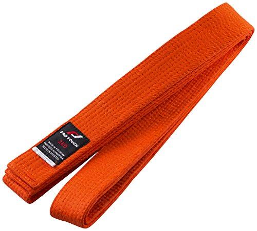 Pro Touch Kinder Budogürtel-75164 Budogürtel, orange, 240
