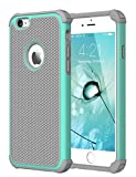 Best I Phone 6 Hard Case - Celkase (360 Degree Potection) Armor Tough Protective Case Review