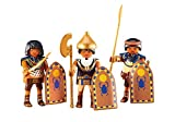 Playmobil - 6488 - 3 Soldats Egyptiens - Emballage Plastique, ...