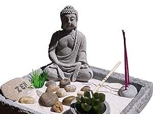 """khevga Giardino Zen Feng Shui """"Budda"""""""