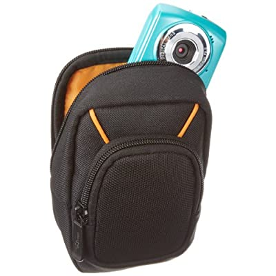 AmazonBasics Case for Point-and-Shoot Camera Large