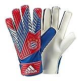 adidas Herren Torwarthandschuhe FC Bayern Predator Young Pro, FCB True Red/Collegiate Royal/White, 9