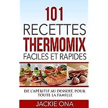 Livre thermomix tm31 - Recettes thermomix en francais ...