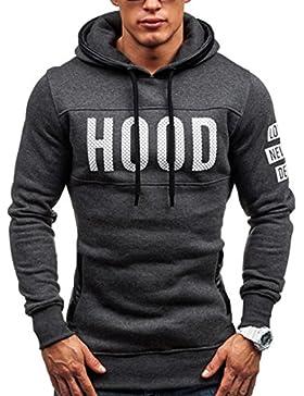 [Patrocinado]Sudaderas Hombre, Amlaiworld Sudadera con capucha Para hombre caliente suéter ropa de abrigo