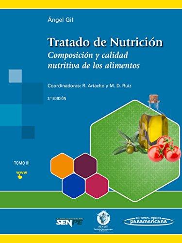Tratado de Nutrición. Tomo 3: 5 por Ángel Gil Hernández / Luis Fontana Gallego / Fermín Sánchez de Medina Contreras