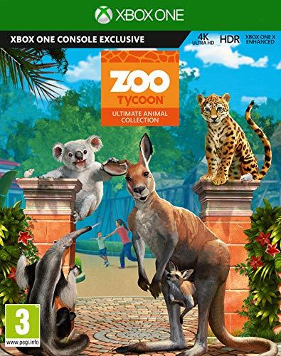 JEU Konsolenmikrosoft Zoo Tycoon - Xbox One
