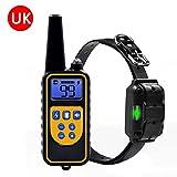 CampHiking 2500FT Hund Training Collar-Stop Barking-Waterproof LCD Display-Anti Bark-for Großer Hund Oder Kleiner Hund