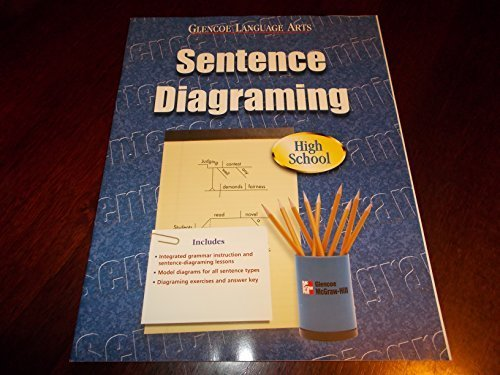 Sentence Diagramming for High School by McGraw-Hill (2000-01-01) par McGraw-Hill