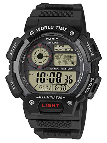 Casio Collection Herren-Armbanduhr AE-1400WH-1AVEF
