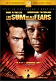 The Sum of All Fears [Import USA Zone 1]