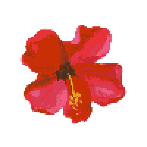 Flower Color By Number Fleur Pixel Art Amazonfr Appstore