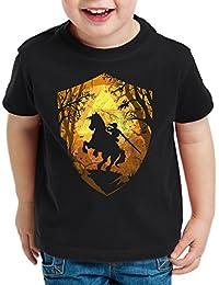 style3 Ride through Hyrule T-Shirt pour enfants