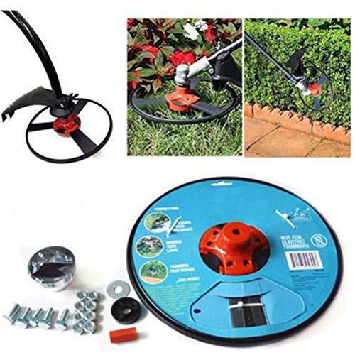 Dbtxwd Decespugliatore Tagliaerba A Gas Testa Grass Decespugliatore Testa-Sharper Universale (Lame d'Acciaio)