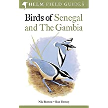 Birds of Senegal and The Gambia (Helm Field Guides)