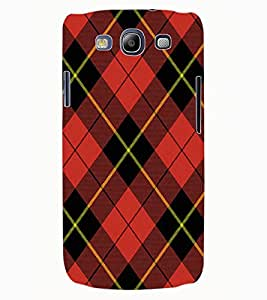ColourCraft Pattern Design Back Case Cover for SAMSUNG GALAXY S3 NEO I9300I
