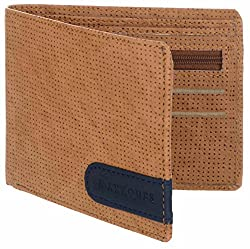MarkQues Excel Tan Mens Wallet (XCL-4404)