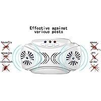 Minasan Sommer Innen Weiß Hohe Effizienz Zwei Trompeten Ultraschall Elektronisch Anti Mücken Mörder Ultraschall... preisvergleich bei billige-tabletten.eu