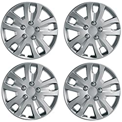 UKB4C Set of 4 Wheel Trims/Hub Caps 15