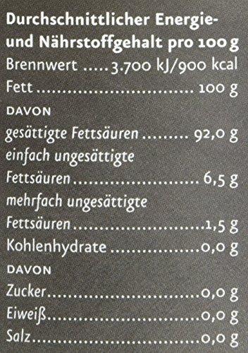 Ölmühle Solling Bio & Fair Kokosöl im Bügel-Glas 1000ml