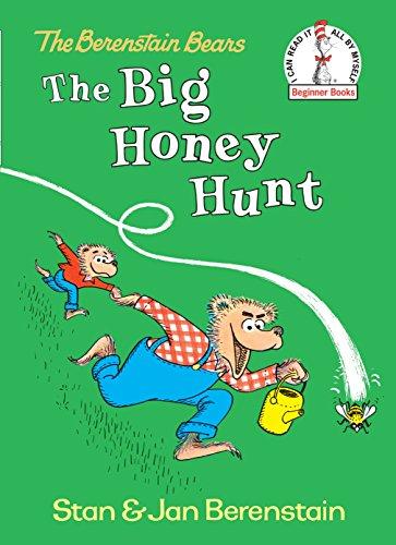 The Big Honey Hunt (Beginner Books)