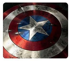 tapis de souris / réf : 411 déco bouclier captain america