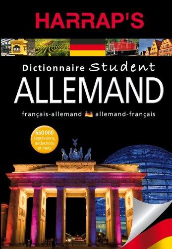 Harrap's dictionnaire student