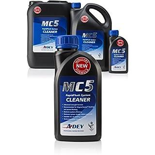 Adey 189333 MC5 Rapidflush System Cleaner 500ml, Clear, 500 ml