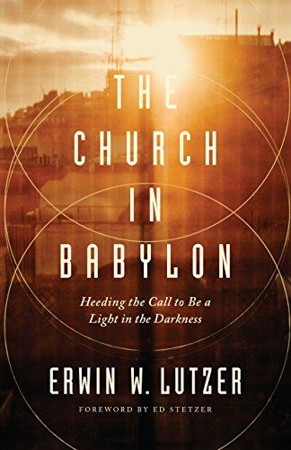 CHURCH IN BABYLON THE por LUTZER ERWIN W