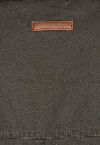 Naketano - Blouson - Uni - Manches Longues - Homme Olive