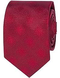 JACQUES BRITT Krawatte Brown Label Krawatte