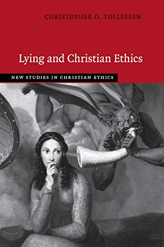 Lying and Christian Ethics Cover Image
