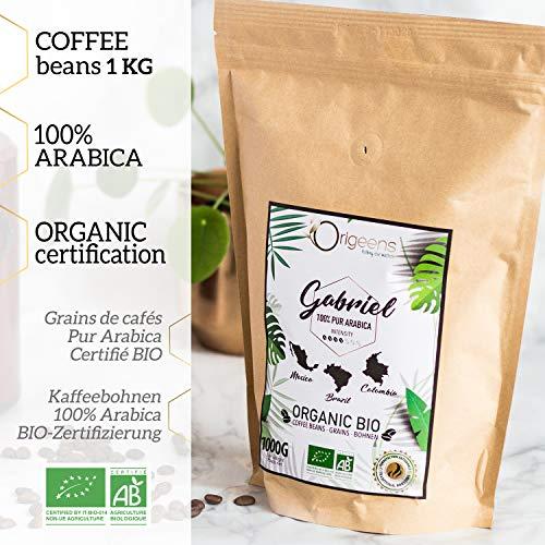 Organic Coffee Beans | Arabica Organic Whole Beans | Hand Roasted