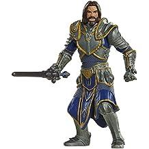 Warcraft Figur 6 cm 2 Pack Lothar & Horde Warrior