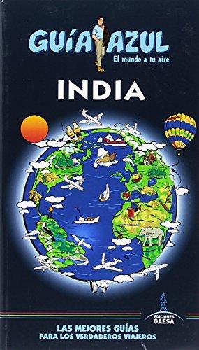 India (GUÍA AZUL) por Luis Mazarrasa