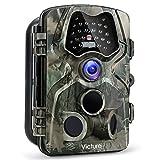 Victure Wildkamera Fotofalle 12MP 1080P Full HD Jagdkamera 120°Weitwinkel Vision