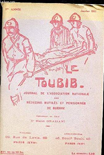 Toubib [Pdf/ePub] eBook