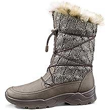 7dc883966e7a4 Amazon.es  botas para nieve mujer - Jenny