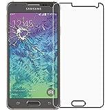 ebestStar - pour Samsung Galaxy A5 SM-A500F (2015) - Film protection écran en VERRE Trempé - Vitre protecteur anti casse, anti-rayure [Dimensions PRECISES de votre appareil : 139.3 x 69.7 x 6.7 mm, écran 5'']