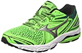 Mizuno Wave Prodigy, Zapatillas de Running Para Hombre, Multicolor (Greenslime/Silver/Evergreen 04),...