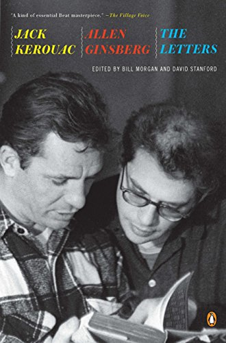 Jack Kerouac and Allen Ginsberg: The Letters por Jack Kerouac