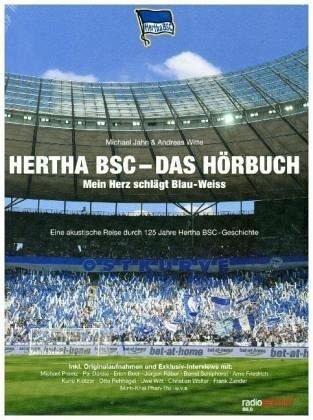 Hertha BSC - Das Hörbuch, 2 Audio-CDs
