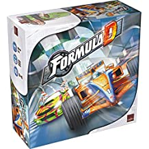 Formula D - Race bordspel - Ervaar de spanning van een Formule 1 race - Voor de hele Familie - Taal: Engels