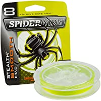 Spiderwire – Stealth Smooth 8 – Gelb – 300 m
