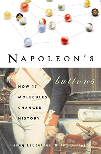 Napoleon's Buttons: How 17 Molecules Changed History por Vv.Aa