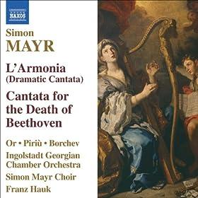 Mayr: L'Armonia / Cantata Sopra La Morte Di Beethoven