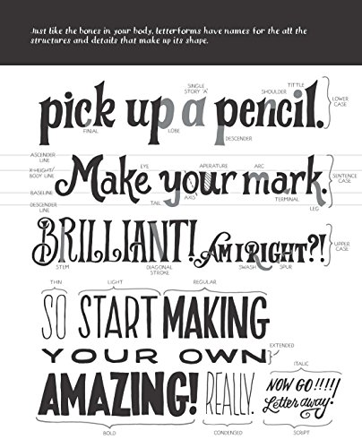 Cristina Vanko:Hand-Lettering for Everyone: A Creative Workbook
