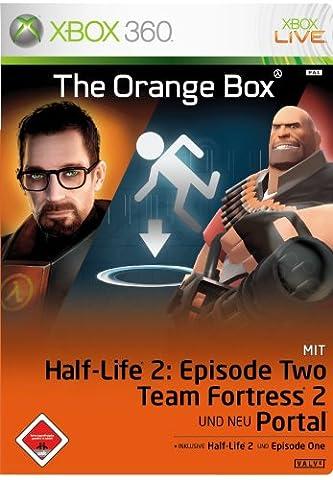 Half-Life 2 : The orange box [Import allemand]