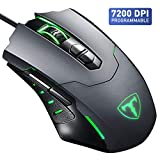 Best Mice Gamings - Gaming Mouse, 【7200 DPI & 7 Programmable Buttons】VicTsing Review