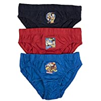 Disney Boys Toy Story Briefs (Pack of 3)