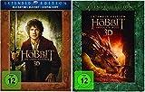 Der Hobbit: Teil 1+2 als Extended Edition * 3D Blu-ray Set (Eine unerwartete Reise + Smaugs Einöde)